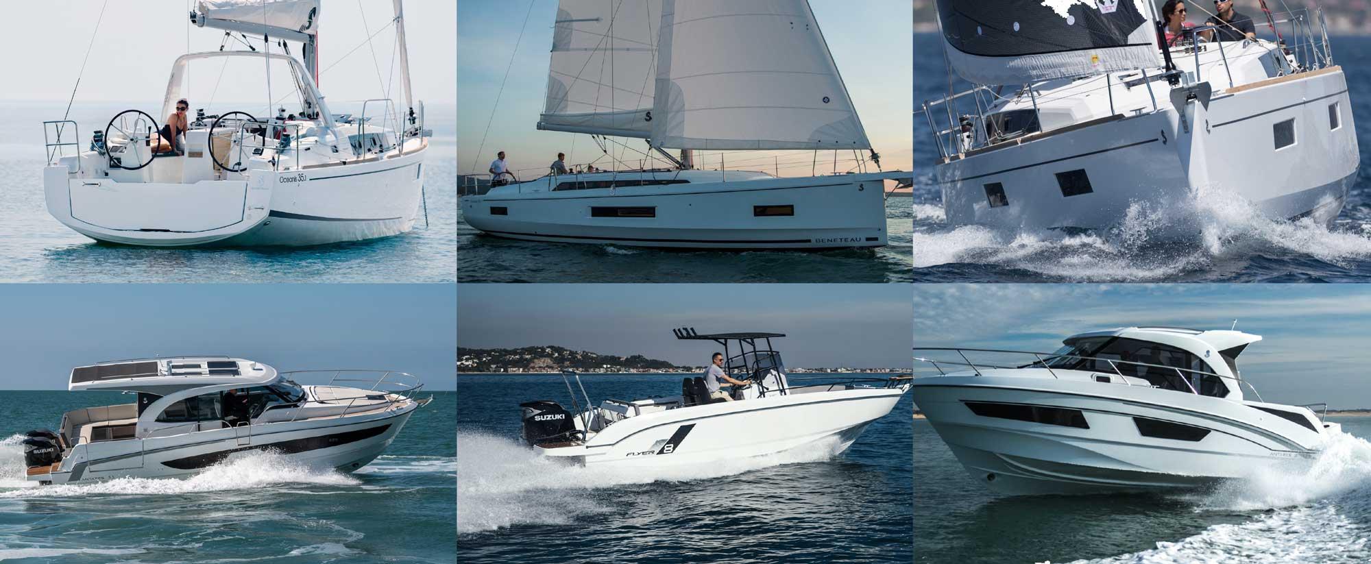Bateaux Zodiac et Hurricane à vendre chez BL Yacht