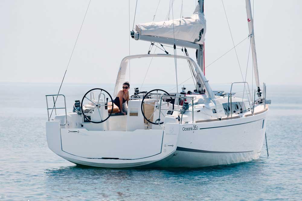 Oceanis - beneteau 35.1