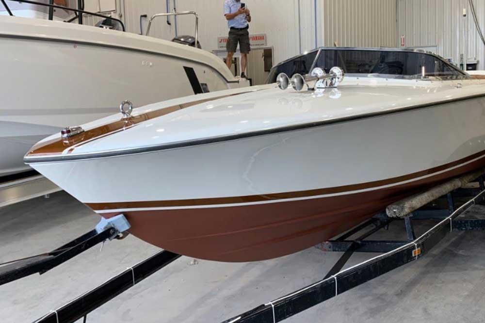 Projet Christ Craft Rénovation Chantier BL Yacht