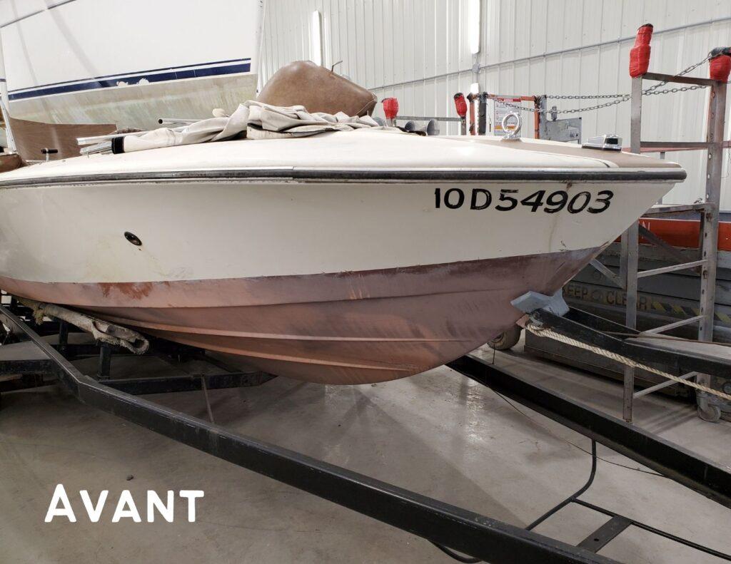 Bateau Chris-Craft XK-19 BLyacht